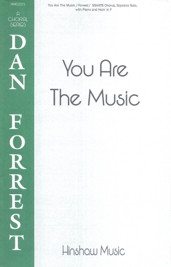 Product Cover for You Are the Music