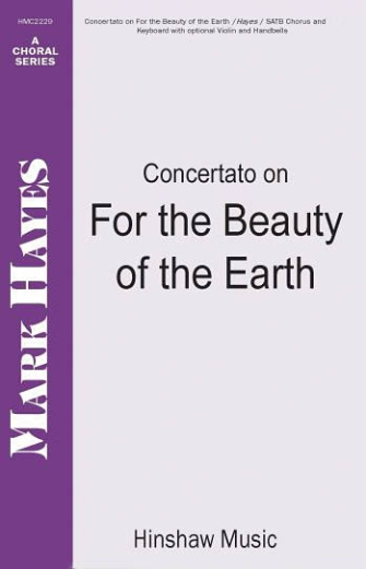 Product Cover for Concertato on For the Beauty of the Earth