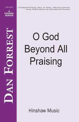 Product Cover for O God Beyond All Praising