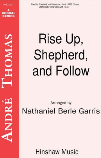 Product Cover for Rise Up, Shepherd, and Follow