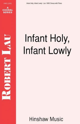 Product Cover for Infant Holy, Infant Lowly
