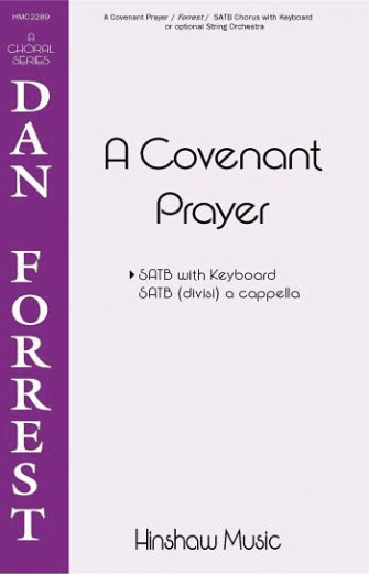Product Cover for A Covenant Prayer