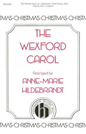 Product Cover for The Wexford Carol