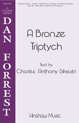 Product Cover for A Bronze Triptych