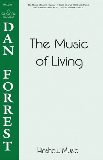 Product Cover for The Music of Living