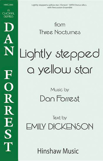 Product Cover for Lightly Stepped a Yellow Star