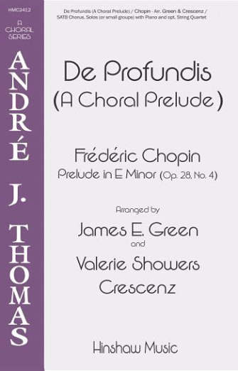Product Cover for De Profundis (A Choral Prelude)