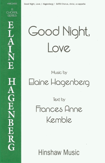 Product Cover for Good Night, Love