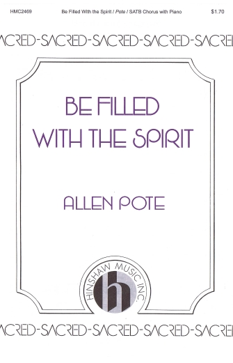Product Cover for Be Filled with the Spirit