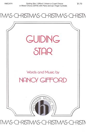 Guiding Star : 2-Part : Nancy Gifford : Nancy Gifford : Sheet Music : 08764891 : 728215051197