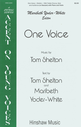 Product Cover for One Voice