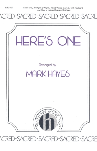 Product Cover for Here's One