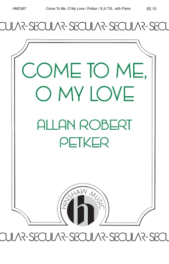 Product Cover for Come to Me, O My Love