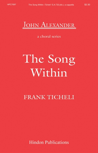 Product Cover for The Song Within