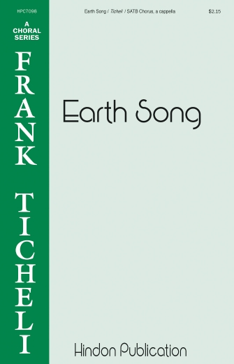Product Cover for Earth Song