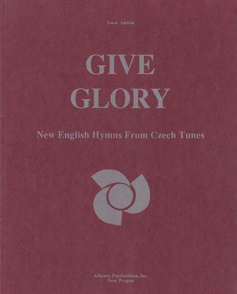 Product Cover for Give Glory: New English Hymns Fr Czech Tunes - Voc