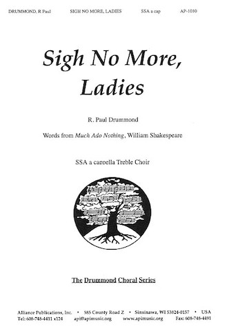 Product Cover for Sigh No More, Ladies