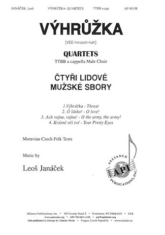 Product Cover for Vyhruzka