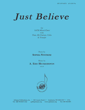 Product Cover for Just Believe
