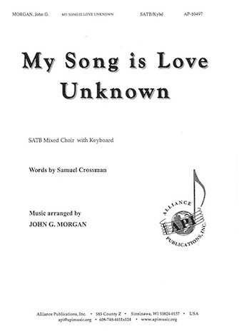 Product Cover for My Song Is Love Unknown