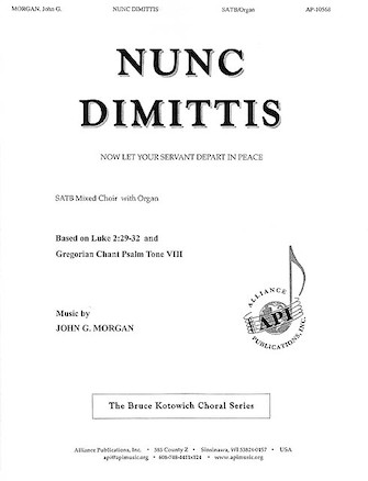 Product Cover for Nunc Dimittis
