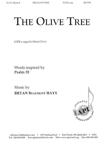 Product Cover for The Olive Tree