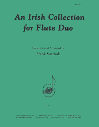 Product Cover for An Irish Collection For Flute Duo