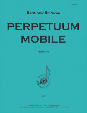 Product Cover for Perpetuum Mobile