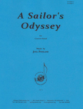 Product Cover for A Sailors Odyssey - Bd Set