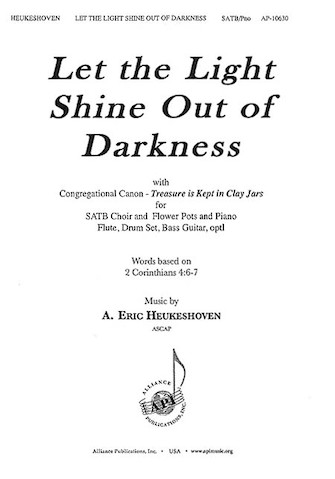 Product Cover for Let the Light Shine Out of Darkness