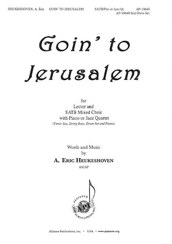 Product Cover for Goin' to Jerusalem