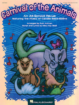Product Cover for Carnival of the Animals (Musical)