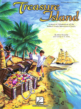 Product Cover for Treasure Island (Musical)