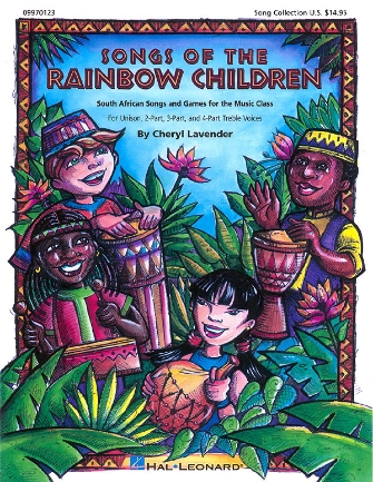 Product Cover for Songs of the Rainbow Children (South African Songs and Games)