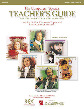 The Composers' Specials Teacher's Guide
