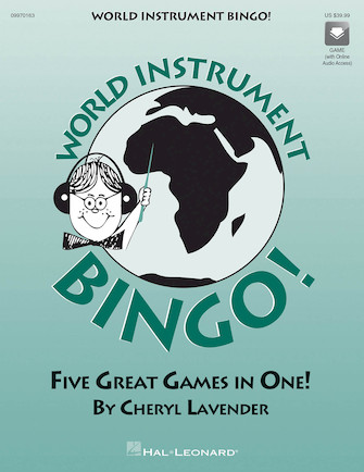 Product Cover for World Instrument Bingo (Game)
