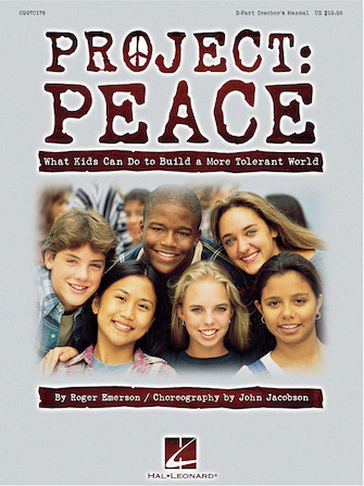 Product Cover for Project: Peace – What Kids Can Do to Build a More Tolerant World (Musical)