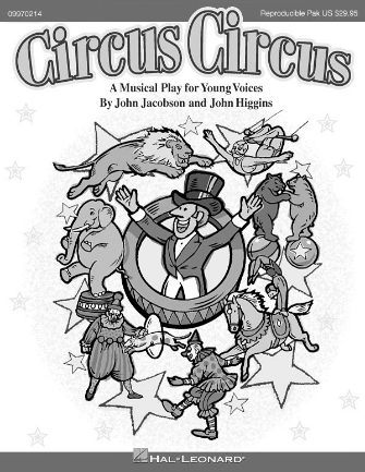 Product Cover for Circus Circus (Musical)