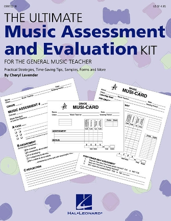 Product Cover for The Ultimate Music Assessment and Evaluation Kit