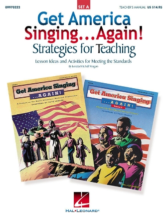 Product Cover for Get America Singing...Again! Strategies for Teaching – Set A