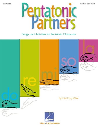 Product Cover for Pentatonic Partners (A Collection of Songs and Activities)