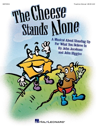 Product Cover for The Cheese Stands Alone (Musical)