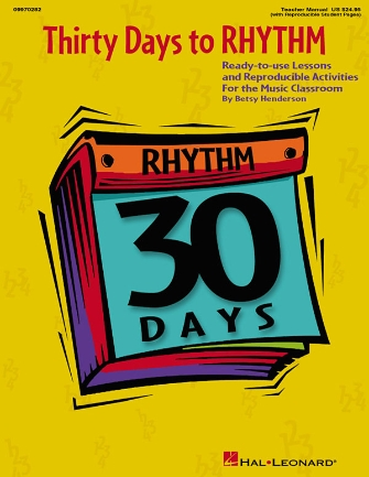 Product Cover for Thirty Days to Rhythm