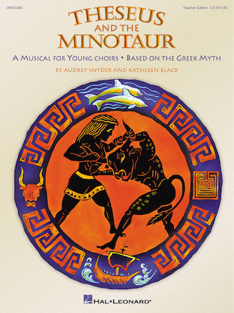 Product Cover for Theseus and the Minotaur (Musical)