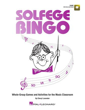 Product Cover for Solfege Bingo