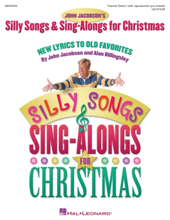 Product Cover for Silly Songs and Sing-Alongs for Christmas (Collection)