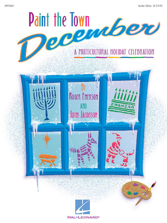 Product Cover for Paint the Town December (Holiday Musical)