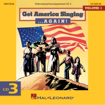 Product Cover for Get America Singing ... Again! Vol 1 CD Three