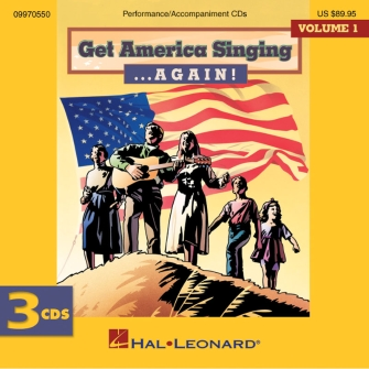 Product Cover for Get America Singing ...Again! Volume 1 Complete CD Set