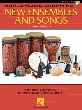 Product Cover for World Music Drumming: New Ensembles and Songs